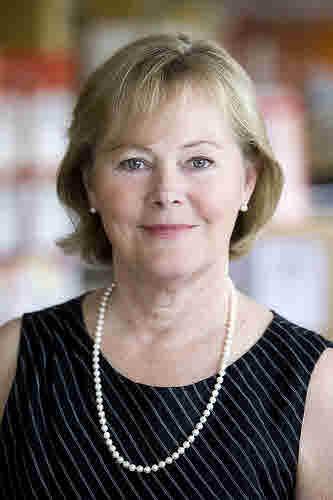 Anitra Steen, Styrelseordförande Afa Försäkring