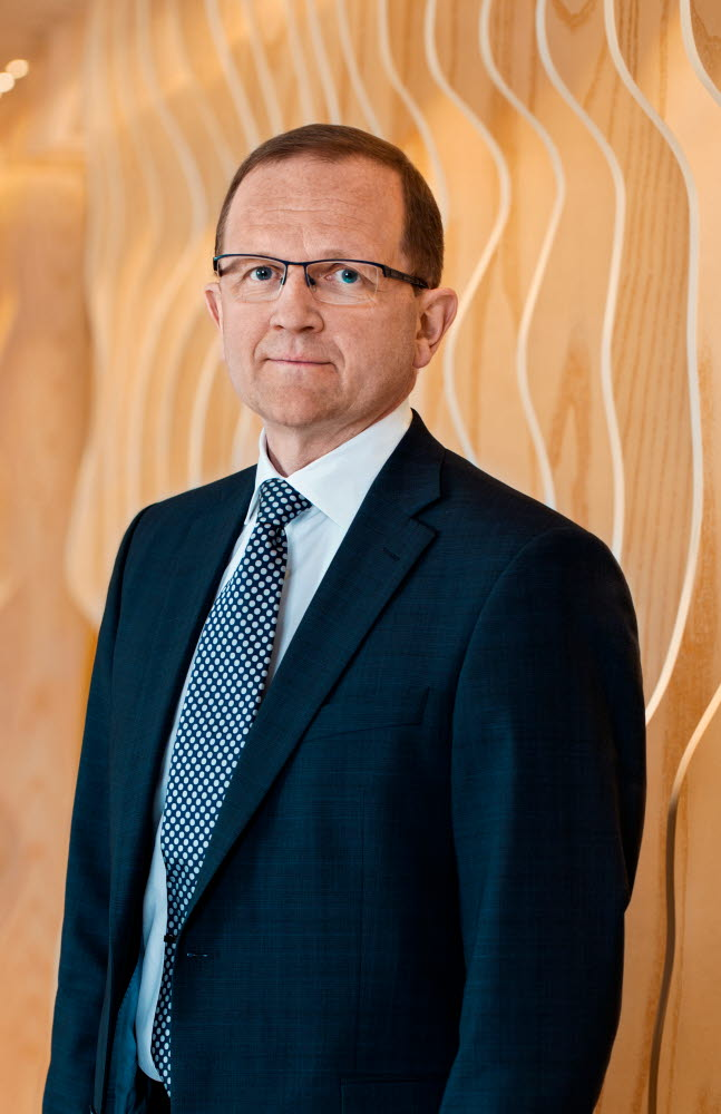 Anders Moberg, VD, Afa Försäkring