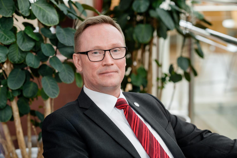 Stefan Lampinen, Chef HR, Afa Försäkring