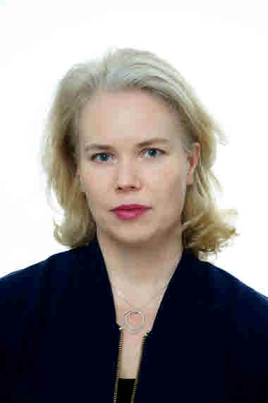 Anna Weigelt, chef för Analysavdelningen, AFA Försäkring