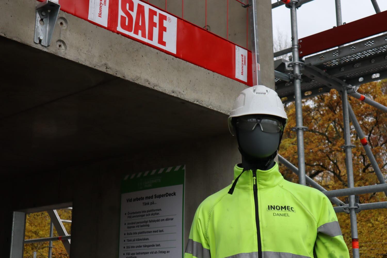 Byggbranschens Säkerhetspark