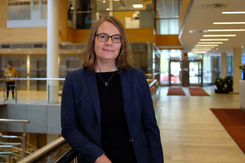 Susanna Stymne Airey, chef för enheten Förebygga, AFA Försäkring