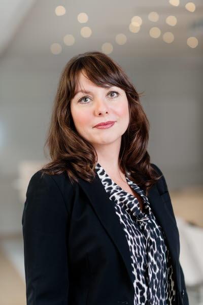 Caroline Rylander Presschef Afa Försäkring