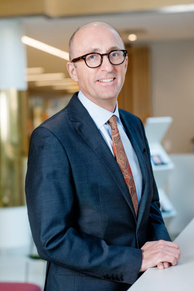 Johan Dahlgren, Ekonomichef, Afa Försäkring