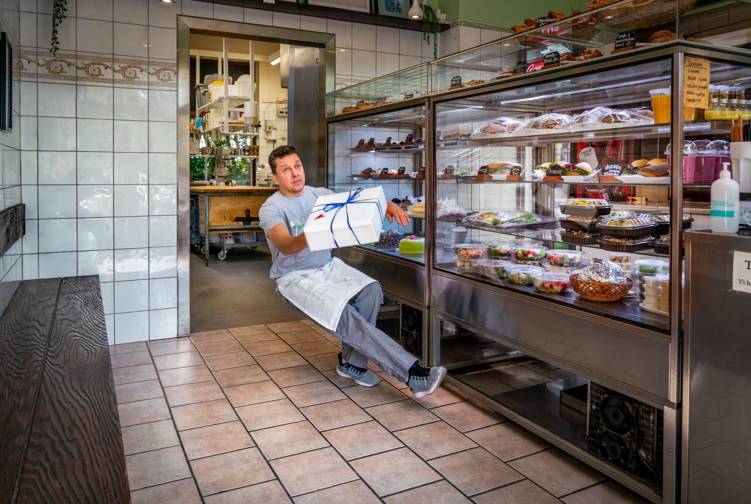 Fallträning kan förebygga arbetsolyckor på jobbet