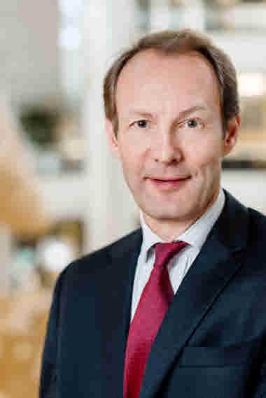 Johan Held Vice VD och chef för Kapitalförvaltningen Afa Försäkring