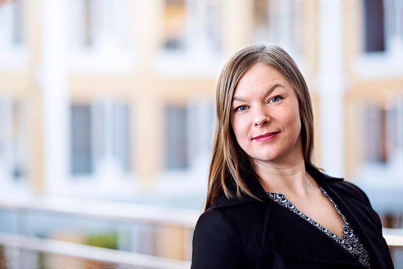Linda Harling, Press, AFA Försäkring