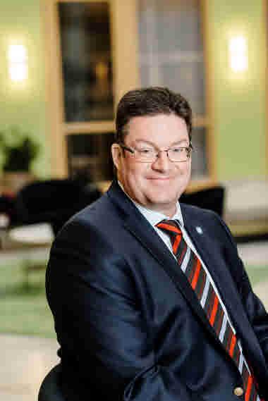 Anders Jonsson Chefaktuarie AFA Försäkring